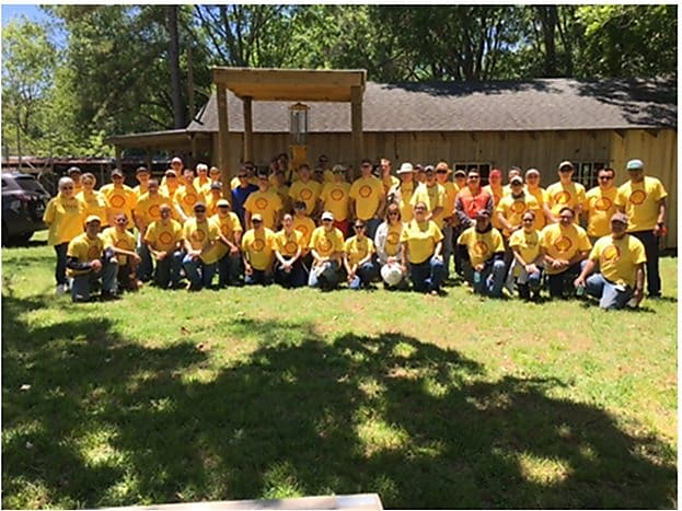 Deer Park Volunteers at Armand Bayou Nature Center