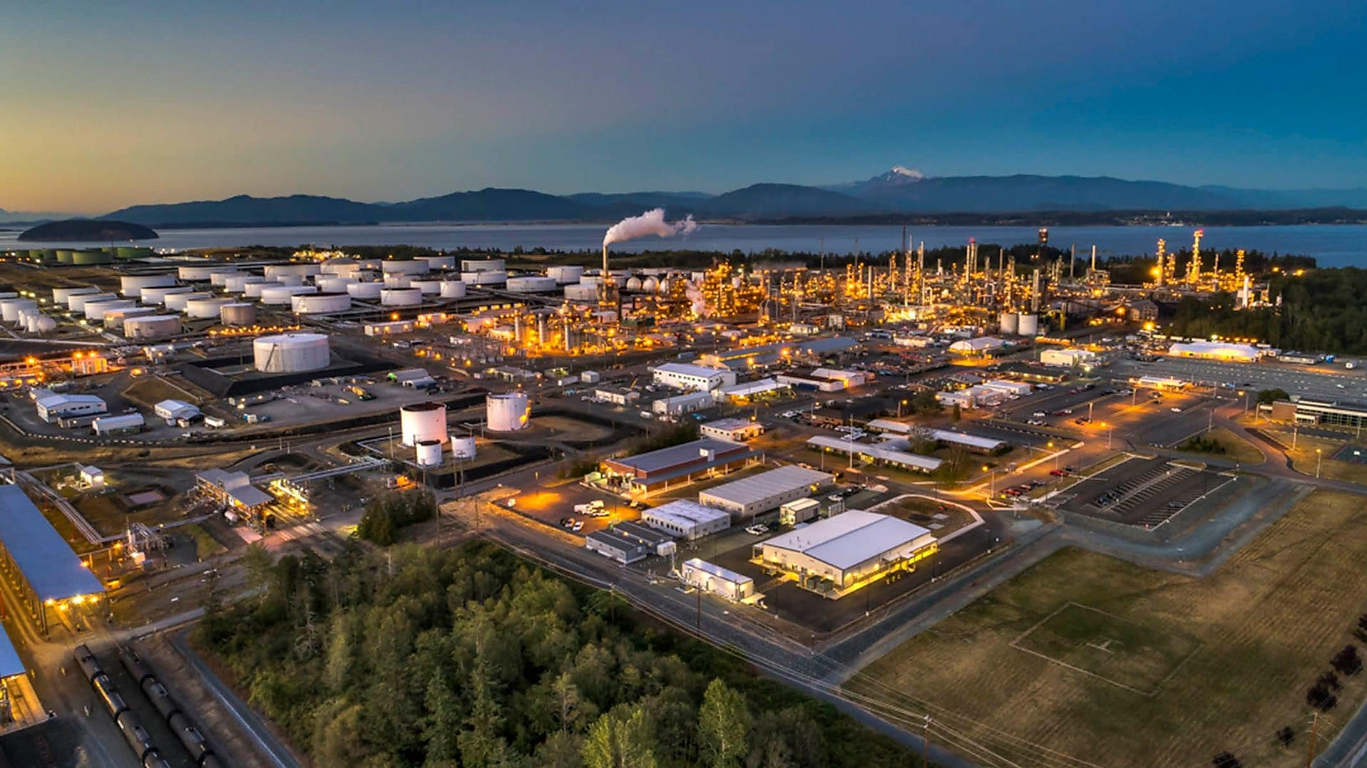 Puget Sound Refinery | Shell United States