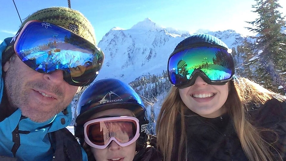Shredding with family