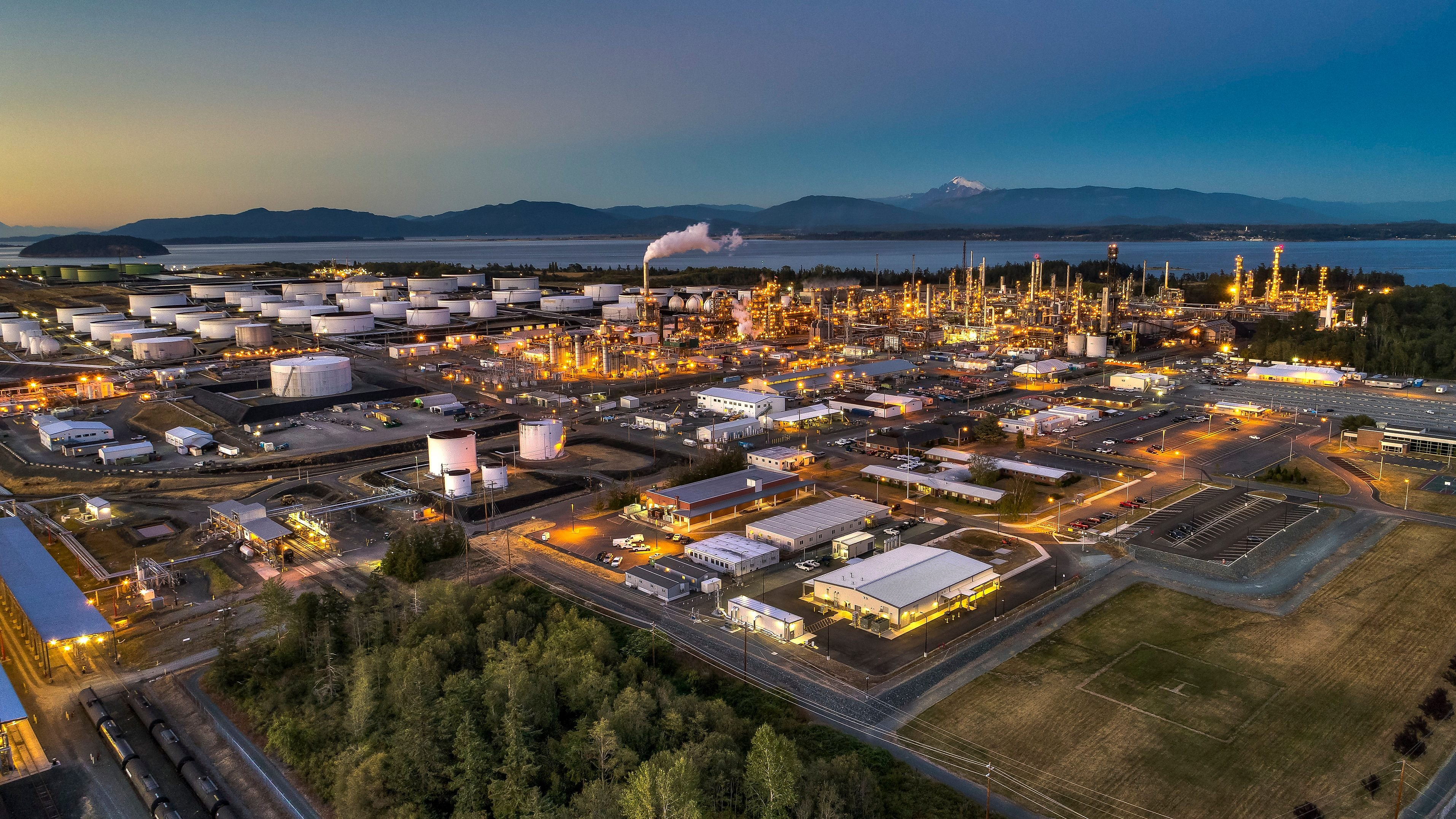 What Is E85 Fuel >> Shell Puget Sound Refinery Announces Planned Maintenance | Shell United States