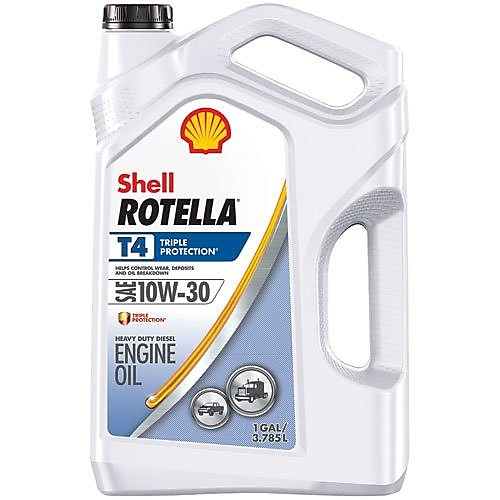 Shell ROTELLA® T4 10W-30