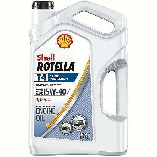 Shell ROTELLA® T4 15W-40
