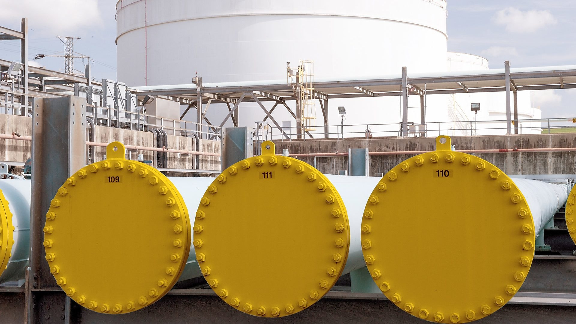 About Shell Pipeline