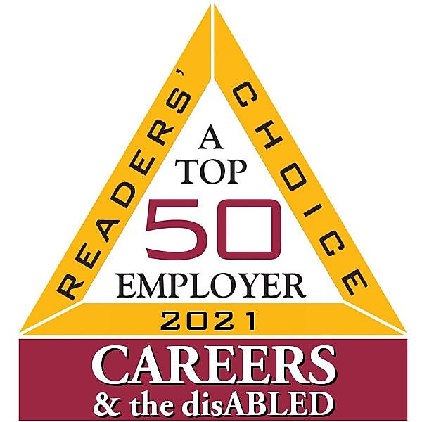 Times Top 50 Employers for Women logo