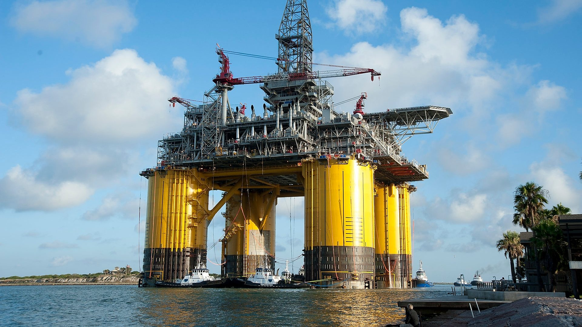 Penske Near Me >> About Shell Deep Water in the Gulf of Mexico | Shell United States