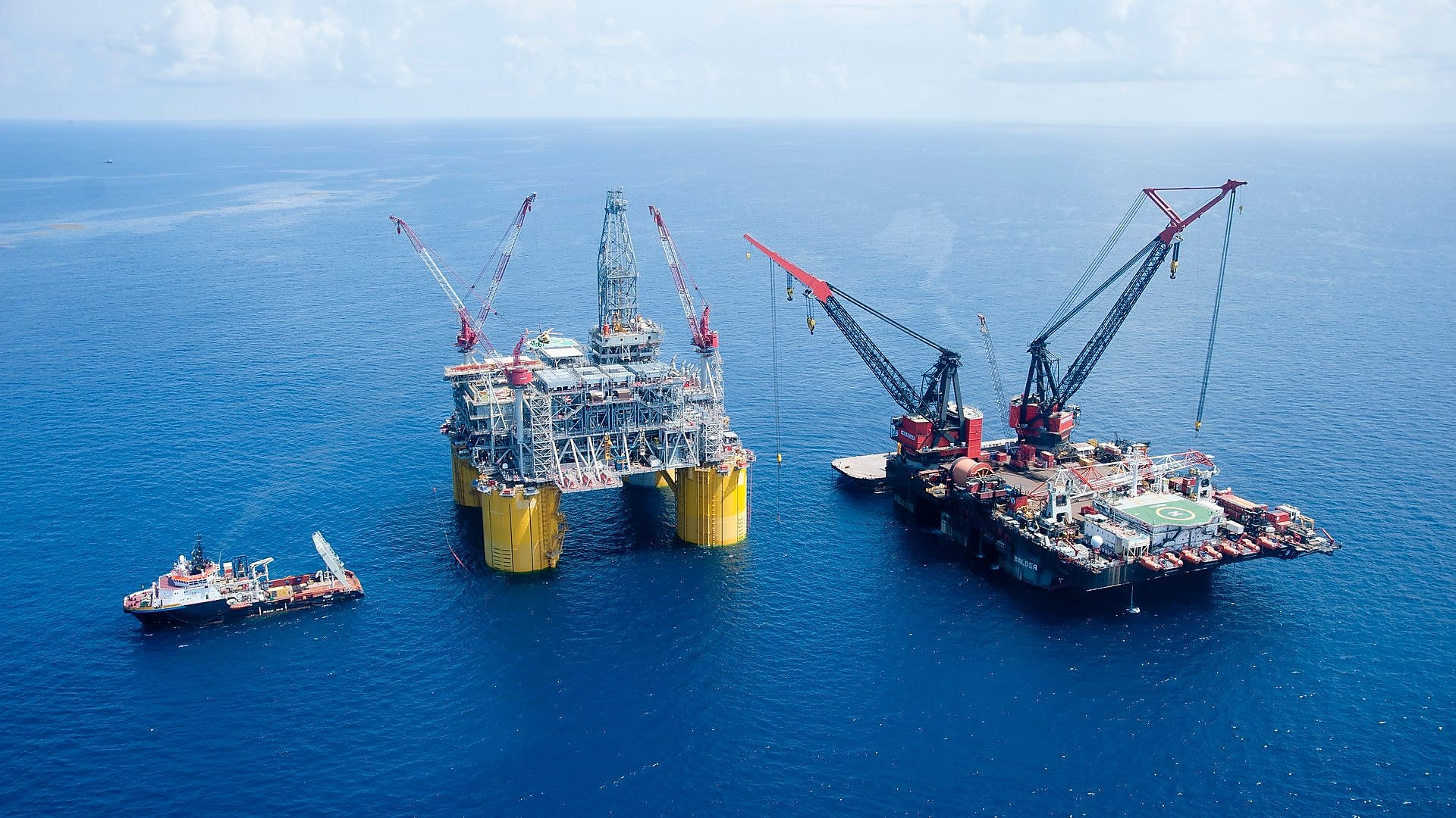 Premium Gas Near Me >> Shell's Deep Water Portfolio in the Gulf of Mexico | Shell