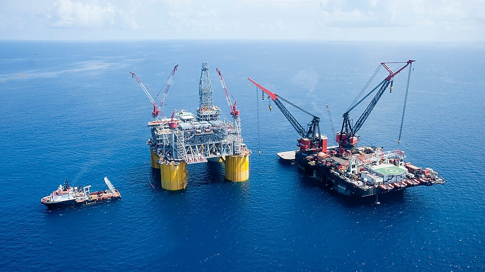Shell's Deep Water Portfolio in the Gulf of Mexico