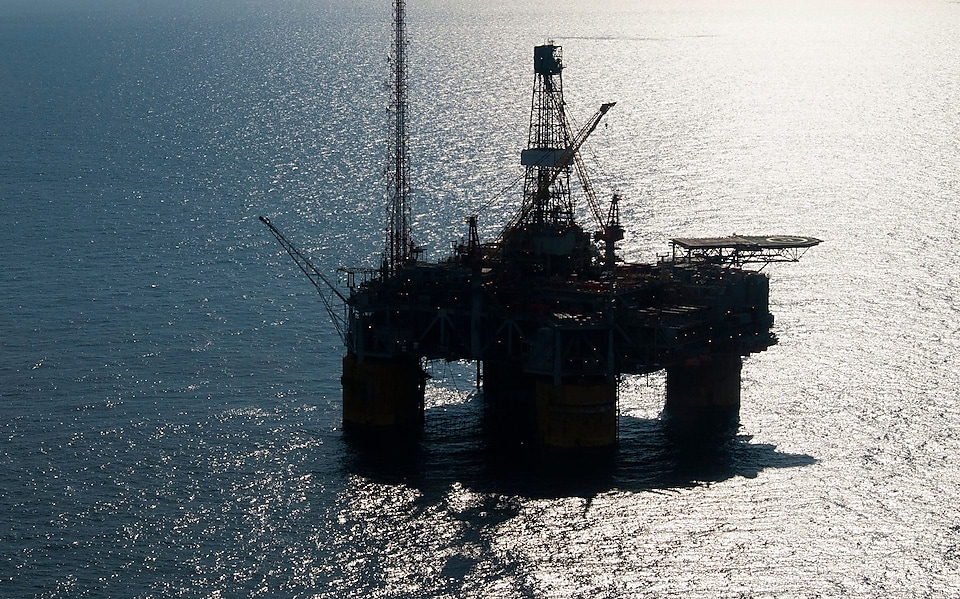 Shell's Deep Water Portfolio in the Gulf of Mexico | Shell United States
