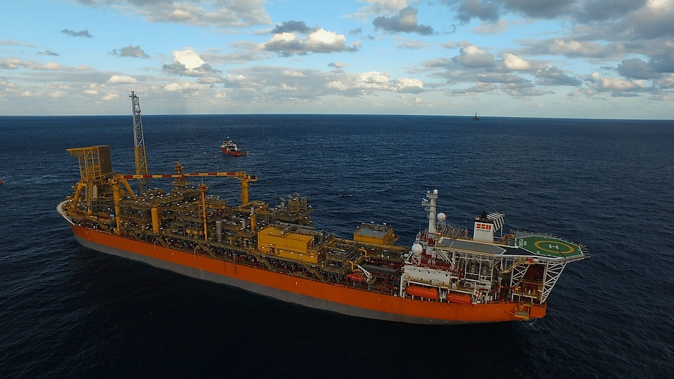 Shell's Deep Water Portfolio in the Gulf of Mexico | Shell