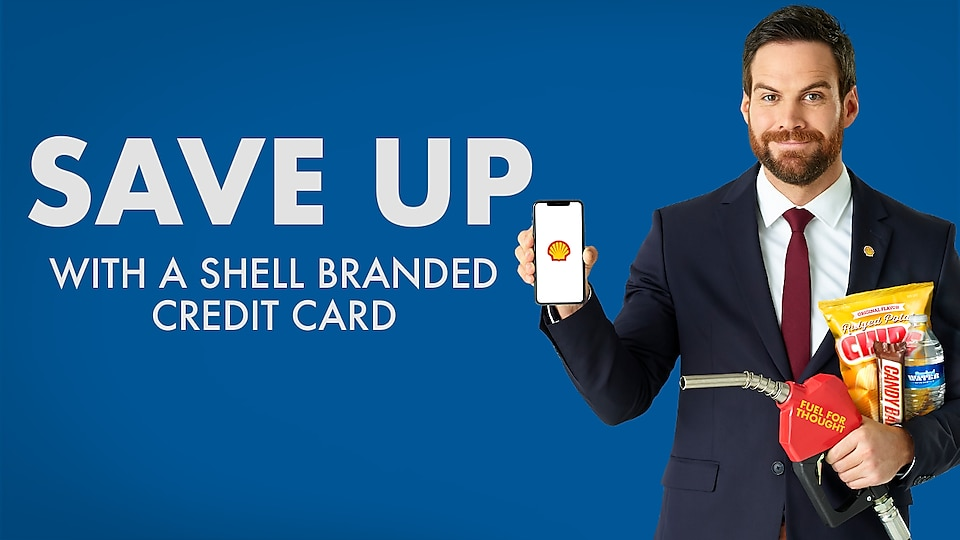 Shell Fuel Rewards Credit Card