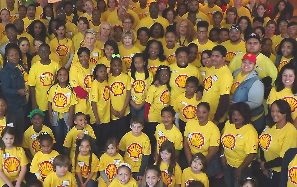 Shell in the Community