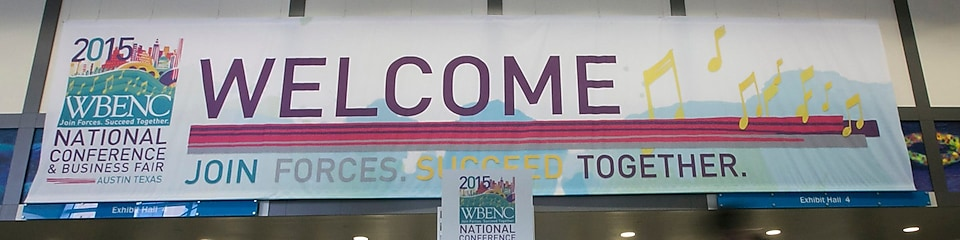WBENC Austin, Texas June 24th, 2015